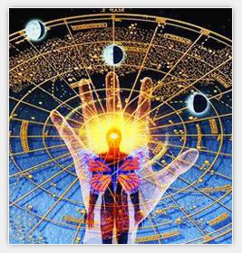 астрологический гороскоп, астрология, астрологическая карта