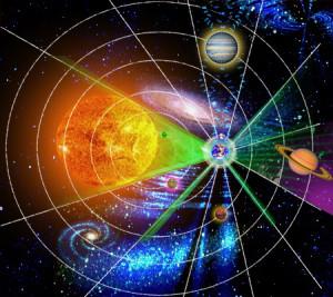 гороскоп на завтра, астрология, карта неба